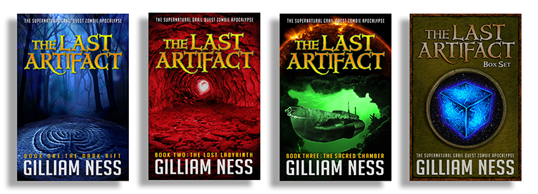 THe-Last-Artifact---eBook-Covers-Lineup